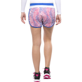 GORE RUNNING WEAR SUNLIGHT PRINT Shorts Damen white